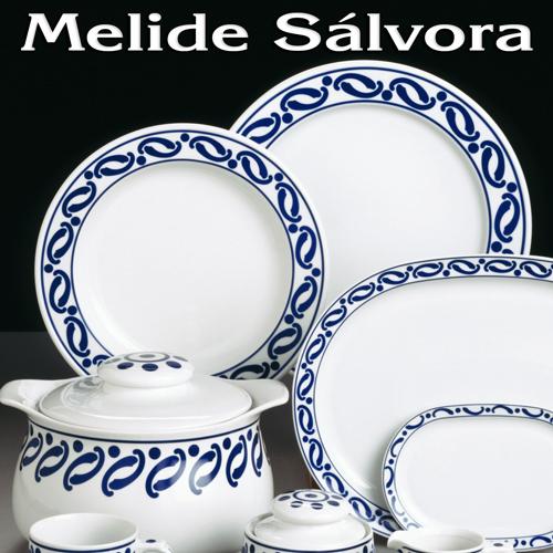 Vajillas Pontesa Santa Clara Porcelana Melide Salvora servicios de mesa menaje Hogar y Hostelería
