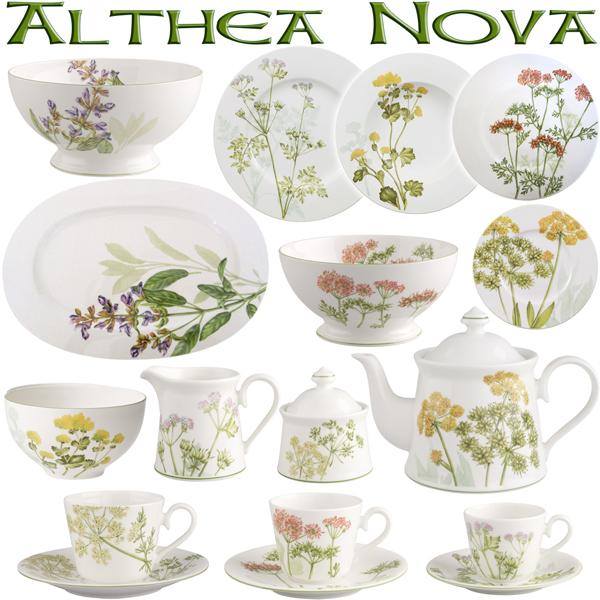 vajillas completas Villeroy & Boch Althea Nova