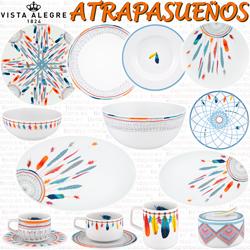 Vajilla colección ATRAPASUEÑOS Vista Alegre