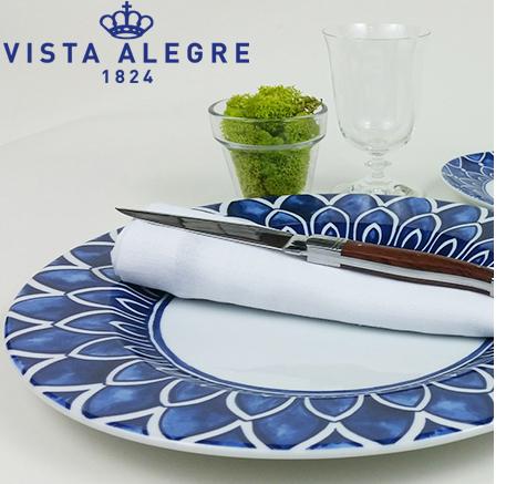 Logo Vajilla moderna Vista Alegre Azure Lux