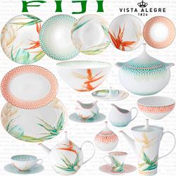 Vajilla Hogar Vista Alegre Fiji
