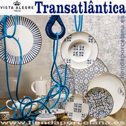 Vajilla colección TRANSATLANTICA Vista Alegre