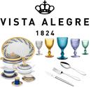 Logo Vajillas Porcelana Vista Alegre